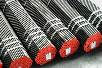 Round SMLS Seamless Alloy Steel Tube supplier