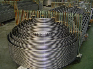 Seamless Steel U bend Tube supplier