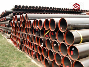 Hot Rolled Seamless Steel Tube supplier