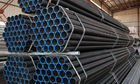 Best Weld ERW Cold Drawn Steel Tube , Annealed Alloy Steel Pipe ASTM A450 ASME SA450 for sale