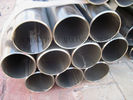 Best ASTM A178 DIN JIS Welded ERW Steel Tube / Boiler Steel Pipe Wall Thickness 6mm for sale