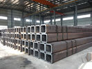 Best RHS SHS Thick Wall ERW Rectangular Steel Pipe / Seamless Steel Tube for Building Structure for sale