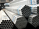 Precision Galvanized Steel Tube , Oil Cylinder Cold Drawn Tube ASTM B633-07 for sale