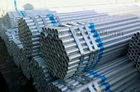 Seamless Galvanized Steel Tubing , Cold Drawn St 35 St37 Steel Pipe for sale