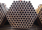 China Thin Wall Cold Drawn Seamless Tubes for Building , Heat Exchanger Pipe GB8162 / GB8163 distributor