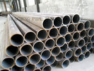 China Thin Wall Seamless Metal Tubes Galvanized For Heat Exchanger 17Mn4 19Mn5 15Mo3 distributor