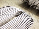 China ERW Weld Steel U Bend Tube For Heat Exchanger OD 25.4mm BS3059 / BS6323-4 / BS3602-1 distributor