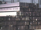 Best Thick Wall Rectangular Steel Tube , Building Structure Square Steel Pipe
