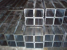 China Normal Carbon Steel Tubing Rectangular Welded DIN EN 10210 DIN EN 10219 distributor