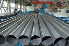 China API St52 DIN1629 St52 DIN2448 Hot Rolled Steel Gas Cylinder Tube For Construction distributor