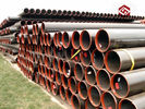 Best Petroleum Round Hot Rolled Seamless Steel Tube St52 DIN1629 / DIN2448 JIS G4051 S20C for sale