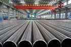 China St52 DIN1629 34CrMo4 SAE JIS Hot Rolled Steel Tube / Thin Wall Seamless Steel Pipe distributor