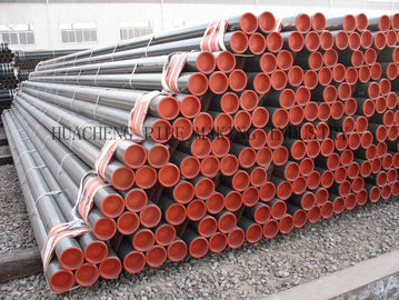 China Cold Drawn Seamless Alloy Steel Tube ASTM A21 , Beveled Boiler Steel Tubes 0.8 mm - 15 mm Thickon sales