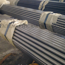 China ASTM A53 Black Hot - Dipped ERW Steel Tube , Zinc - Coated Welded Seamless Gas Pipeon sales