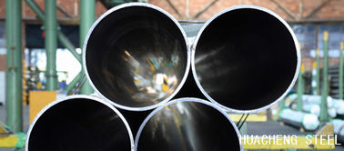 China GB 18248 30CrMnSiA Seamless Boiler Tubes / Annealed Steel Pipe Thickness 0.8 mm Roundon sales